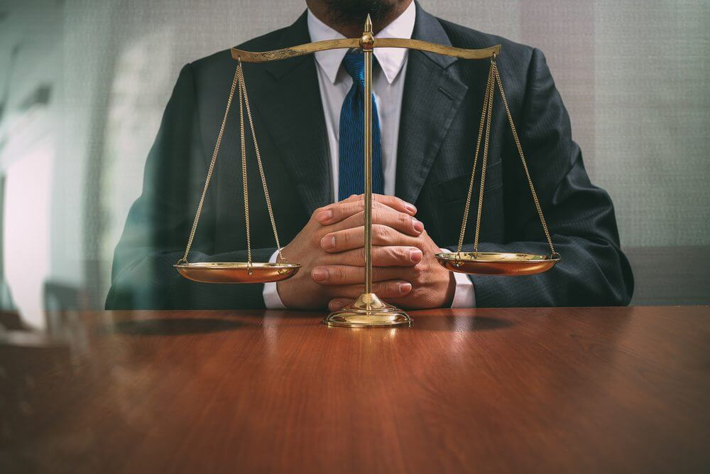 We Never Judge a Client Who Has Been Charged With A Crime